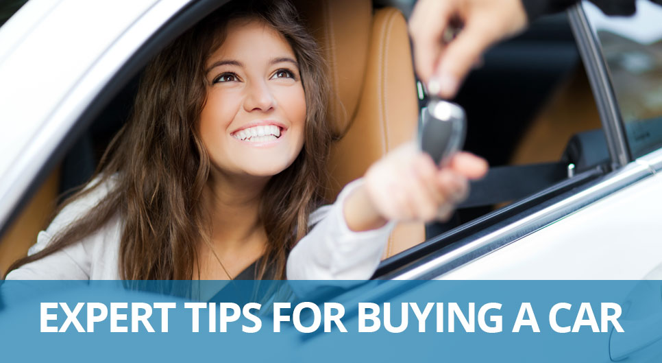 7 tips for buying a car